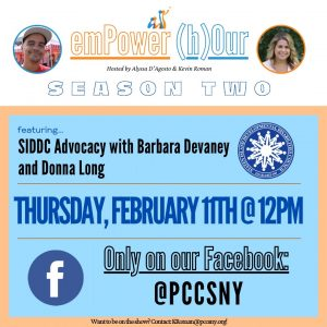 EMPOWER HOUR - LETS TALK ADVOCACY!